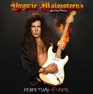 <i>Perpetual Flame</i> 2008 studio album by Yngwie Malmsteen