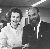 1965 eleanor cameron with leonard wibberley.jpg