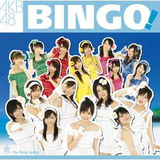 Bingo! (AKB48 song) 2007 single by AKB48
