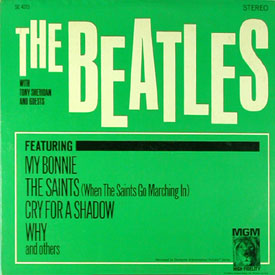<i>The Beatles with Tony Sheridan and Their Guests</i> 1964 compilation album by the Beatles featuring Tony Sheridan and the Titans