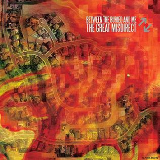 <i>The Great Misdirect</i> 2009 studio album by Between the Buried and Me