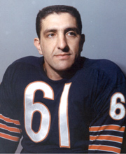 Bill George (linebacker) American football player