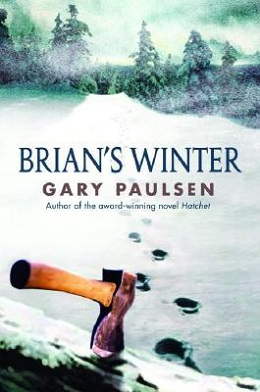 gary paulsen brians winter book report Brian's winter (brian's saga #3) personal response- i like the book brian's winter by gary paulsen because it is about surviving in the outdoors.