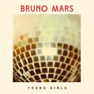 Bruno Mars Young Girls