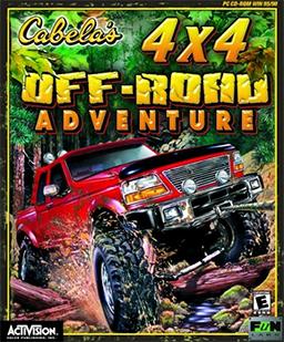 <i>Cabelas 4x4 Off-Road Adventure</i>