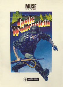 <i>Castle Wolfenstein</i> video game developed by Muse Software