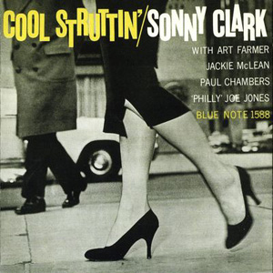 <i>Cool Struttin</i> 1958 studio album by Sonny Clark