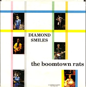 Diamond Smiles 1979 single by The Boomtown Rats