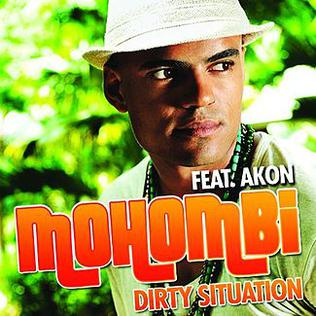 Mohombi featuring Akon — Dirty Situation (studio acapella)