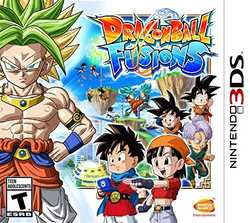 <i>Dragon Ball Fusions</i> Video game for the Nintendo 3DS