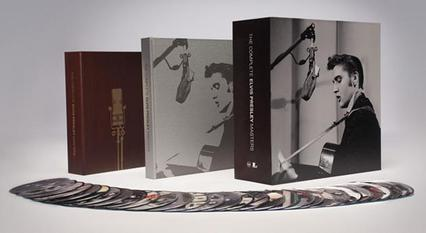 The Complete Elvis Presley Masters artwork