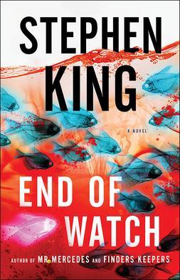 end of watch novel wikipedia