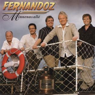 <i>Minnenas allé</i> 2005 studio album by Fernandoz