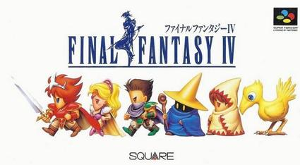 Picture of a game: Final Fantasy IV