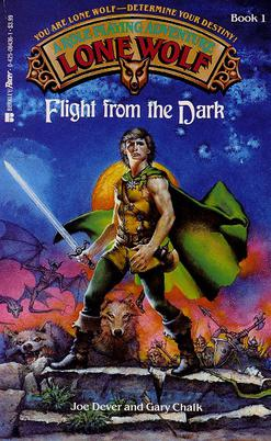 Flight From The Dark Wikipedia