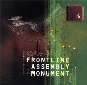 <i>Monument</i> (Front Line Assembly album) album by Front Line Assembly