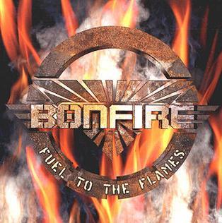 <i>Fuel to the Flames</i> album by Bonfire
