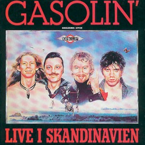 <i>Live i Skandinavien</i> live album by Gasolin
