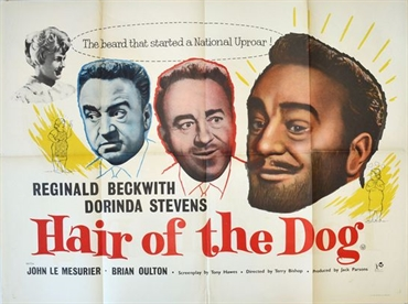 Image result for hair of the dog movie 1962