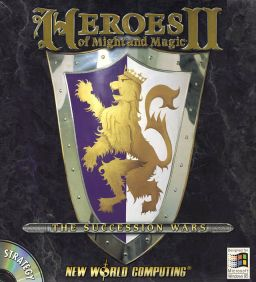 Picture of a game: Heroes Of Might And Magic II