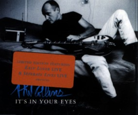 Its in Your Eyes 1996 single by Phil Collins