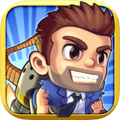 Picture of a game: Jetpack Joyride