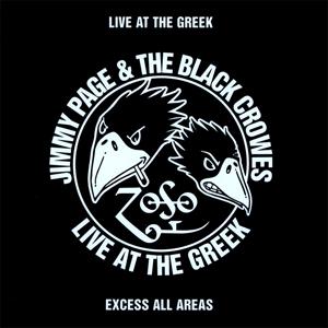 <i>Live at the Greek</i> 2000 live album by Jimmy Page and The Black Crowes