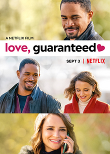 Picture of a movie: Love, Guaranteed
