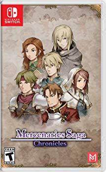 Mercenaries Saga Chronicles - Wikipedia