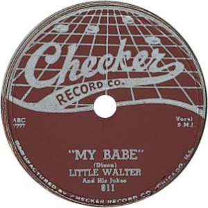 My Babe single by Little Walter