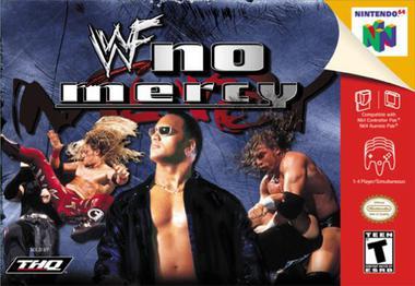 Emulador Nintendo 64 + roms No Mercy 64 + Parche NoMercyGameBox