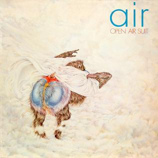 <i>Open Air Suit</i> 1978 studio album by Air