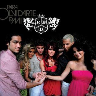 <i>Para Olvidarte De Mí</i> 2009 studio album by RBD