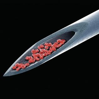 <i>Live Blood</i> 2012 live album by Peter Gabriel