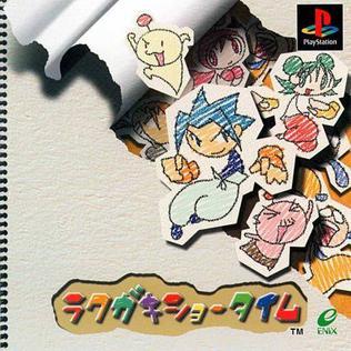 <i>Rakugaki Showtime</i> video game