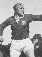 R. H. Williams (rugby union) Welsh rugby union player