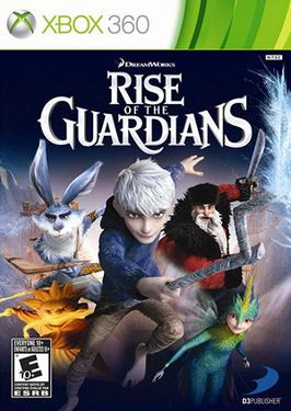 Rise Of The Guardians The Video Game Wikipedia