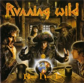 <i>Black Hand Inn</i> 1994 studio album by Running Wild