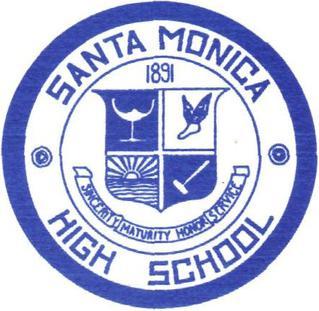 Public school in Santa Monica, California, USA
