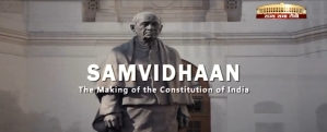 <i>Samvidhaan</i>