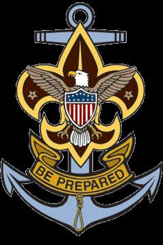 Boy Scouts of America Eagle Recognition Ribbon Bar Award Explorer Girl GSUSA New