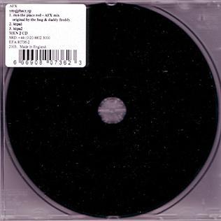 <i>Smojphace</i> 2003 EP by AFX