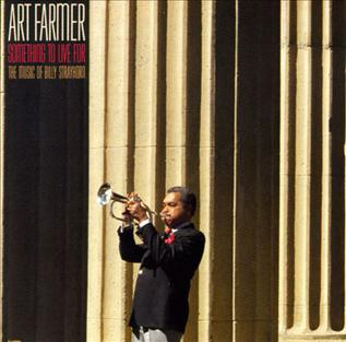 Image result for Art Farmer something to live for