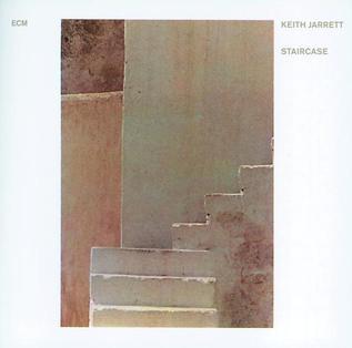 <i>Staircase</i> (album) 1977 studio album by Keith Jarrett