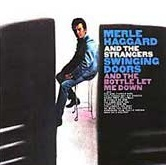 <i>Swinging Doors and the Bottle Let Me Down</i> 1966 studio album by Merle Haggard and the Strangers