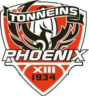 Tonneins XIII French rugby league club