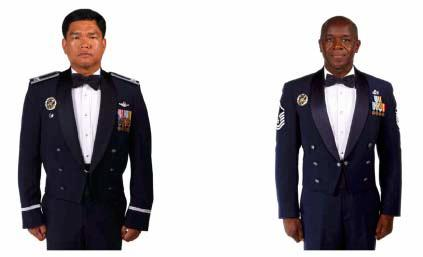 New dress uniform inspired by WWII duds - Air Force News | News