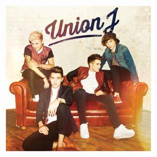 <i>Union J</i> (album) 2013 studio album by Union J
