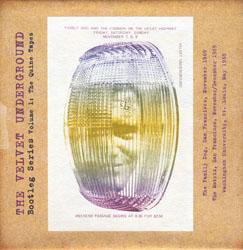 <i>Bootleg Series Volume 1: The Quine Tapes</i> 2001 live album by The Velvet Underground