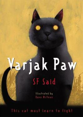 Picture of a book: Varjak Paw
